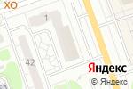 Схема проезда до компании Дзержинскстрой в Дзержинске