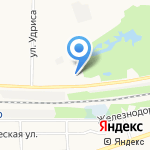 Все для дома на карте Дзержинска