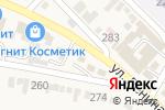 Схема проезда до компании Школьник в Незлобной
