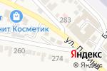 Схема проезда до компании МОТОМИР в Незлобной