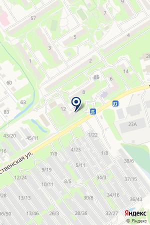 ПРОМТОВАРНЫЙ МАГАЗИН НИКОН на карте Заволжья