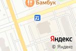 Схема проезда до компании FIX price в Дзержинске