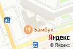 Схема проезда до компании Магазин товаров для шитья и рукоделия в Дзержинске