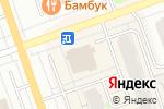 Схема проезда до компании Производственная компания в Дзержинске