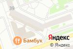 Схема проезда до компании Павловская курочка в Дзержинске