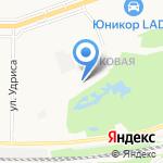 ТОРГОВЫЙ ДОМ ДИНАМИКА-НИЖНИЙ НОВГОРОД на карте Дзержинска