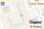 Схема проезда до компании ИнформСвязьСтрой в Дзержинске