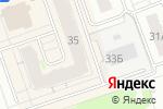 Схема проезда до компании Лидер в Дзержинске