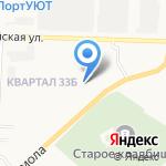 Экспресс молоко на карте Дзержинска