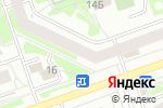 Схема проезда до компании РубльБум в Дзержинске