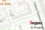 Схема проезда до компании Фишка Суши в Дзержинске