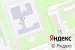 Схема проезда до компании Средняя общеобразовательная школа №23 в Дзержинске