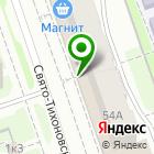 Местоположение компании Спас-Авто