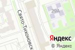 Схема проезда до компании Магазин обуви в Дзержинске
