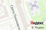 Схема проезда до компании Компания строительных материалов в Дзержинске