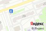 Схема проезда до компании Татьяна в Дзержинске