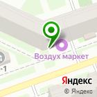 Местоположение компании ЕвроВещь