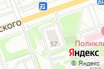 Схема проезда до компании Багетико в Дзержинске