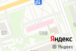 Схема проезда до компании ПластУпак в Дзержинске