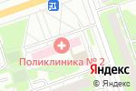 Схема проезда до компании Арго-НН в Дзержинске