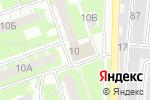 Схема проезда до компании Свободная касса в Дзержинске