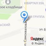 SPORT-365 на карте Дзержинска