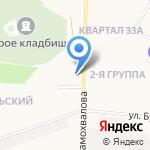 Марин Сервис Групп на карте Дзержинска