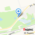 Деловой Контакт на карте Дзержинска