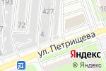 Схема проезда до компании Шиномонтажная мастерская в Дзержинске
