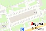 Схема проезда до компании Южный Двор-152 в Дзержинске