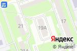 Схема проезда до компании СИЛИКАТСТРОЙ в Дзержинске