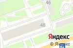 Схема проезда до компании Магазин аксессуаров для мобильных телефонов в Дзержинске