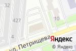 Схема проезда до компании АвтоДевайс в Дзержинске