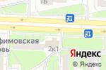 Схема проезда до компании Пресс курьер в Дзержинске
