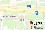 Схема проезда до компании Добрый в Дзержинске