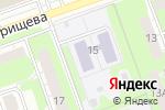 Схема проезда до компании Детский сад №17 в Дзержинске