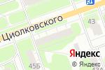 Схема проезда до компании Держава в Дзержинске