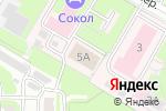 Схема проезда до компании Поволжье в Дзержинске
