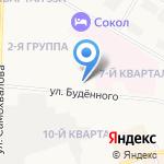 Сеть мастерских по ремонту обуви на карте Дзержинска