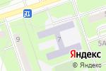 Схема проезда до компании Средняя общеобразовательная школа №13 в Дзержинске