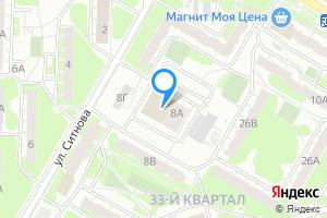 Однокомнатная квартира в Дзержинске пр-т Ленина, д. 8А