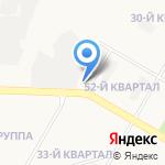Управление образования на карте Дзержинска