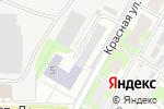 Схема проезда до компании Управление образования в Дзержинске