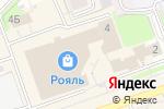 Схема проезда до компании Нофелет в Дзержинске