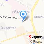 Spinningline.ru на карте Дзержинска