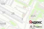 Схема проезда до компании Катайк в Дзержинске