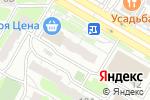 Схема проезда до компании Катарсис в Дзержинске