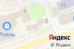 Схема проезда до компании Ника-Пром в Дзержинске