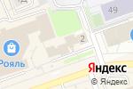 Схема проезда до компании Мир Плитки в Дзержинске