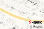 Схема проезда до компании Попутчик в Незлобной